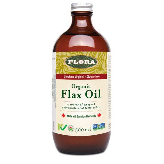 Flora Flax Oil