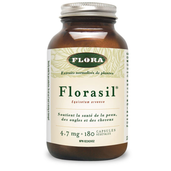 FloraSil for healthy skin, hair & nails